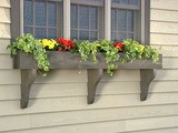 Free Window-box planter Plan