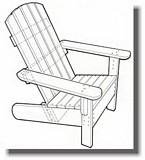 Free Original Adirondack Chair Plan