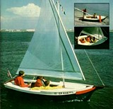 Sail Boat Skipjack plans