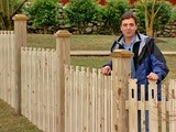 Custom Picket Fence plans