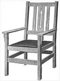 Dining Room Arm Chair plans