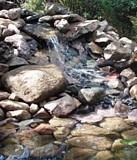 Backyard Waterfall plans