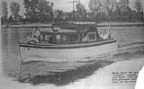 Free Cabin Cruiser - 22 Plan