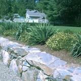 Free Natural Stone Retaining Wall Plan