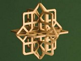 Free Snowflake Ornaments Plan