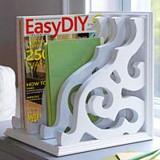 DIY magazine rack plans