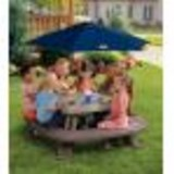 Outdoor Picnic Table plans