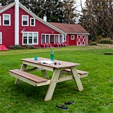 Free Perfect Picnic Table Plan