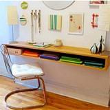 DIY Shelf Desk plans