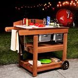 Free Summer Cookout Cart Plan