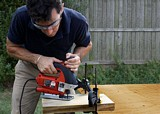 Free Firewood Rack Plan