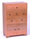 Tansu Chest of Drawers plans