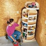 Three Garage Storage plans