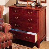 Drawer Cherry Dresser plans