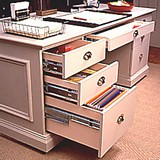 Free Office Desk Plan