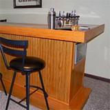 Free Indoor bar Plans