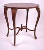 Oval Side Table   plans