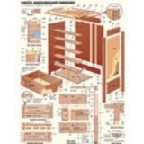 Mahogany Bed plans