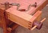 Wooden Vises   plans