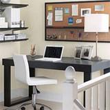 Desk using MDF plans