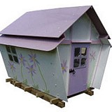 Wendy or playhouse plans