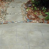 Free DIY concrete patio Plan