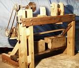 Homemade Woodturning Lathe plans