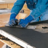Concrete countertop for kitchen plans