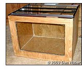 Glass Aquarium plans