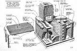 Brick BBQ Pit With Wood Storage Rack plans