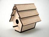Laser Cut Birdhouse plans
