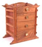 Oriental Box of Drawers plans