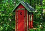 How to build an outhouse plans