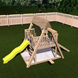 Childrens Play Structure plans