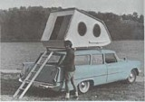 Car Top Camper plans