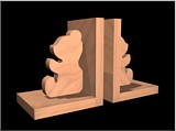 Bookend Pattern plans