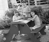 Kids Picnic Table plans