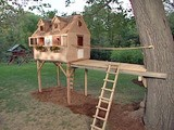 A Tree Fort plans