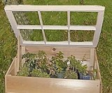 Free Cold Frame Planter Box Plan