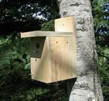 Wooden Birdfeeder plans