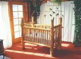 Log Crib plans