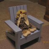 Fiona's Doll Adirondack Chair plans