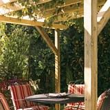 Backyard Pergola plans