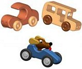 Simple toy on wheels plans