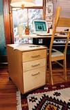 Rolling File Cabinet plans