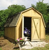Free Gable Style Shed Plan