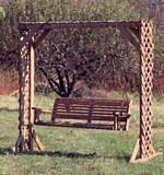 Build a Swing Arbor plans