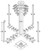 Decorative column plans