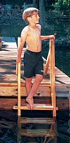 Swim ladder plans