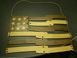 Laser Cut Wooden Flag plans
